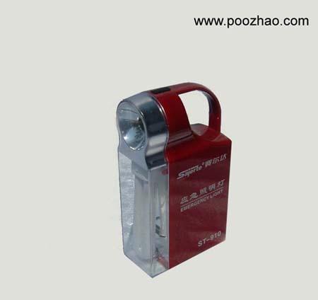 带蓄电池应急灯充电线接线图