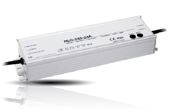 亚明防水电源hlg-240-24a
