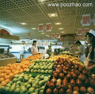 商业照明 商场照明 飞利浦商店照明灯具 照明设计 普照网 高清图片